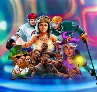 6 Game Themes for Every Slot Aficionado
