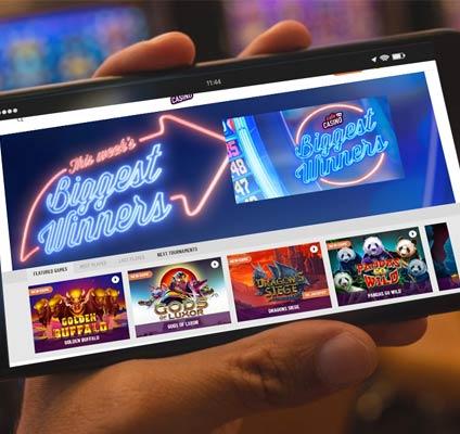 Best Mobile Online Casino