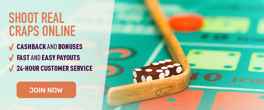 Learn how to Play Craps for Real Money at Cafe Casino