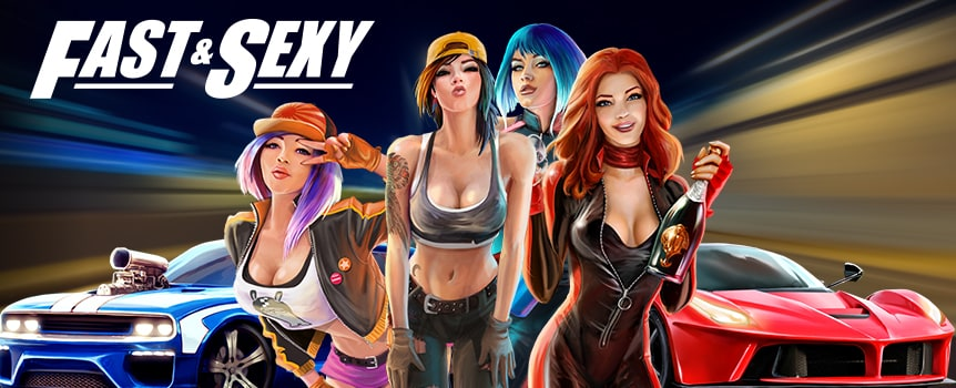 Buckle up. Fast & Sexy is about to give you the ride of a lifetime. This game is...